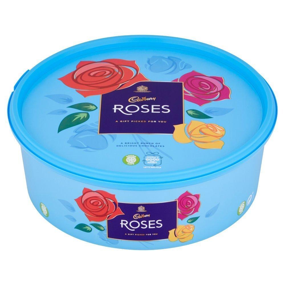 Cadbury Roses chocolates Tub
