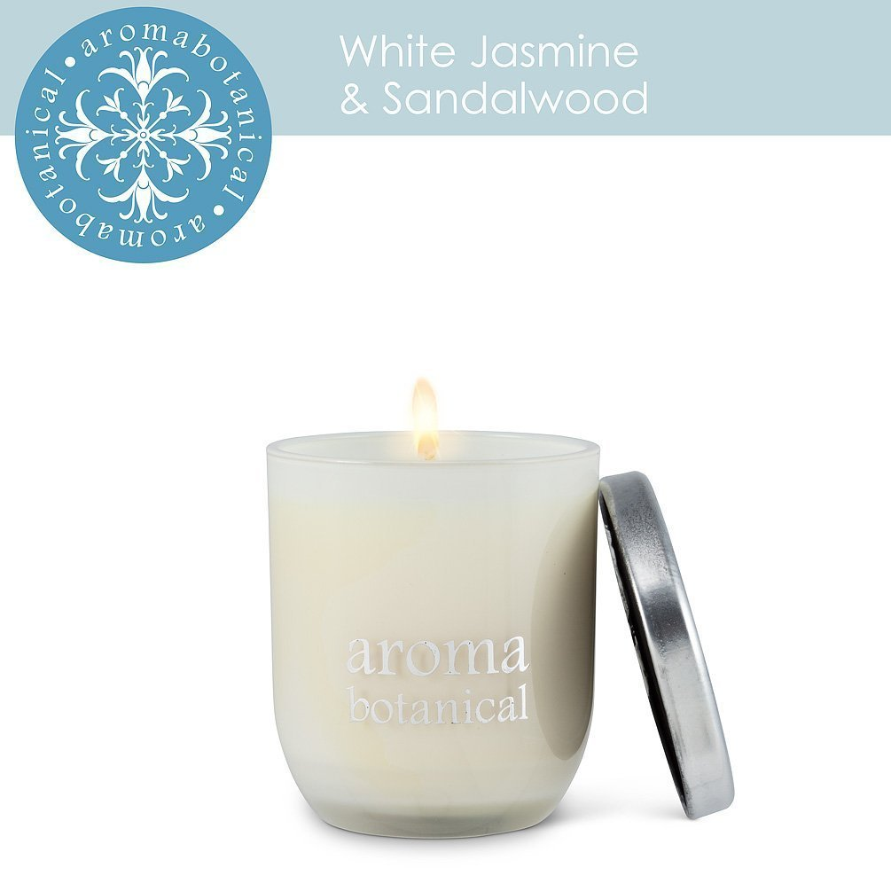 Small Jasmine & Sandalwood Candle