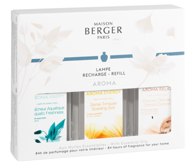 Maison Berger Aroma Tri Pack