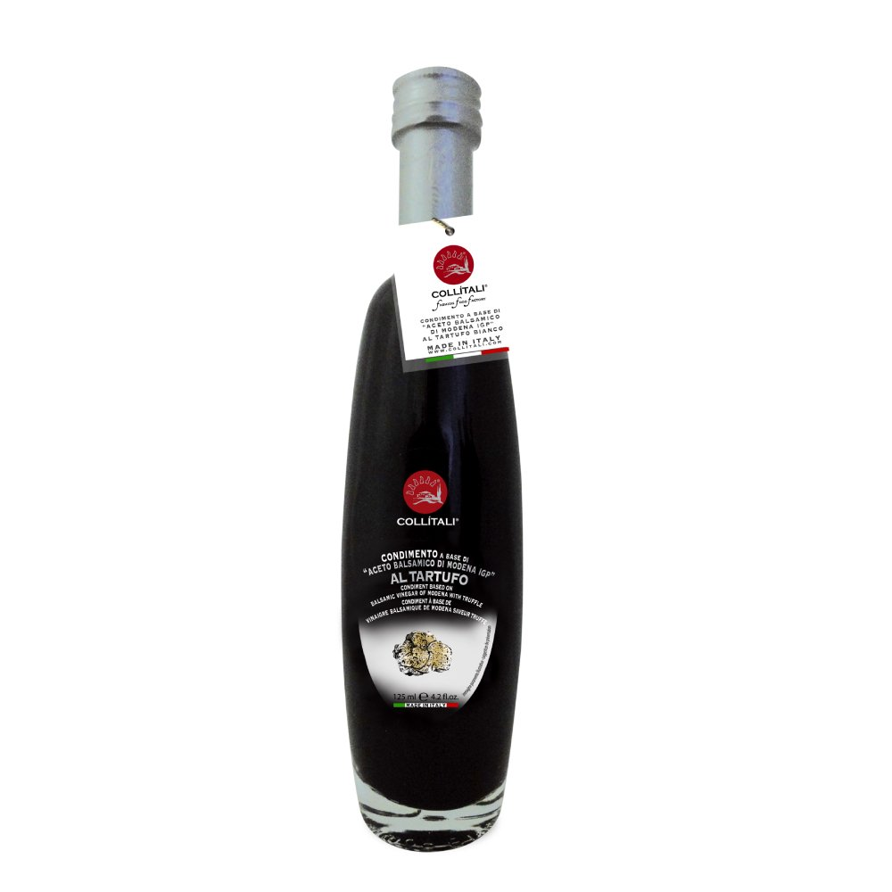 Collitali White Truffle Infused Balsamic Vinegar from Modena, 125ml