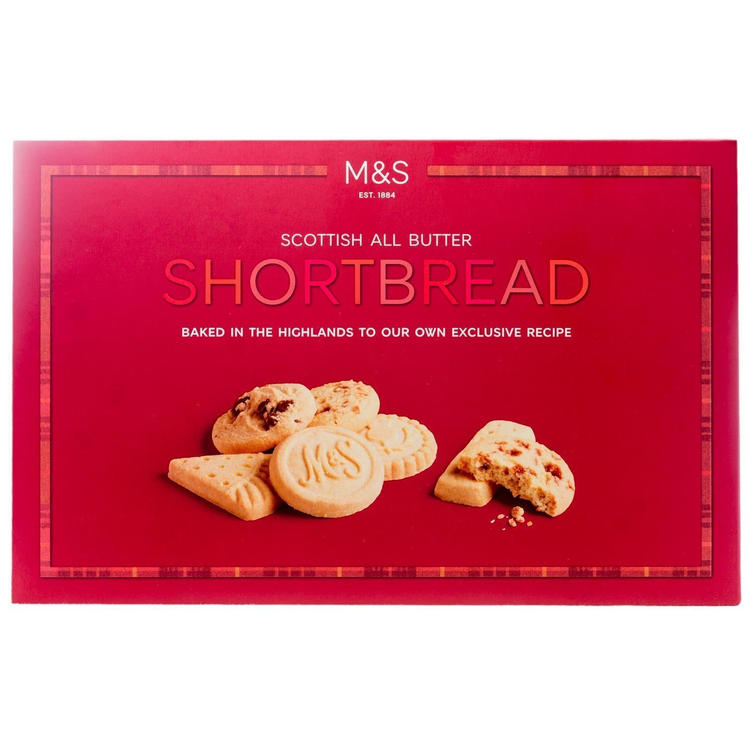 Marks and Spencer Scottish All Butter Shortbread