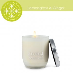 Aromabotanical Lemongrass and ginger candle