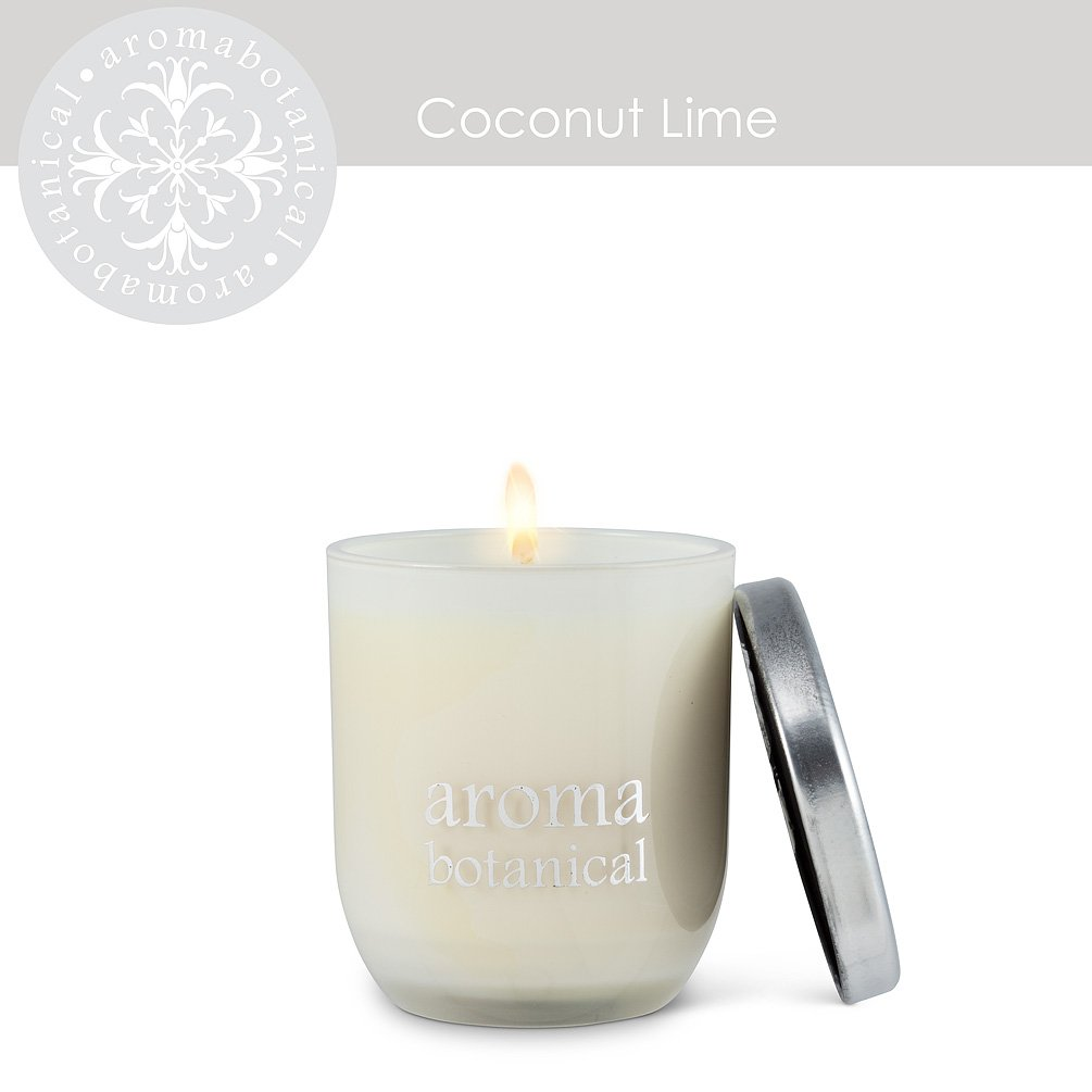 Aromabotanical Candle - Coconut Lime (5oz./140g)