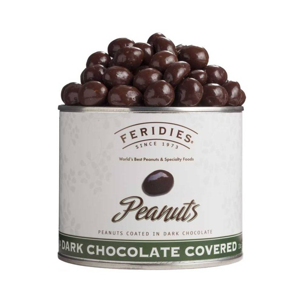 Feridies Dark Chocolate covered Virginia Peanuts