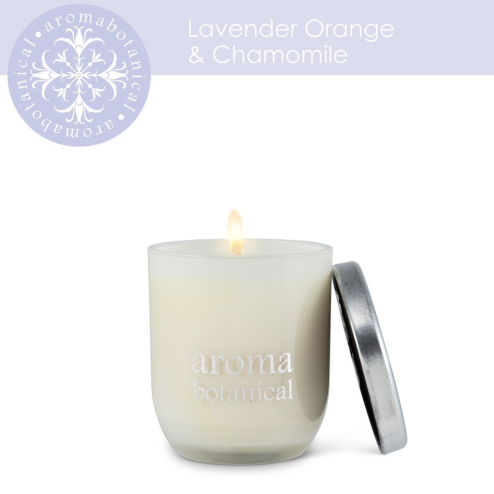 Lavender, Orange & Chamomile Candle