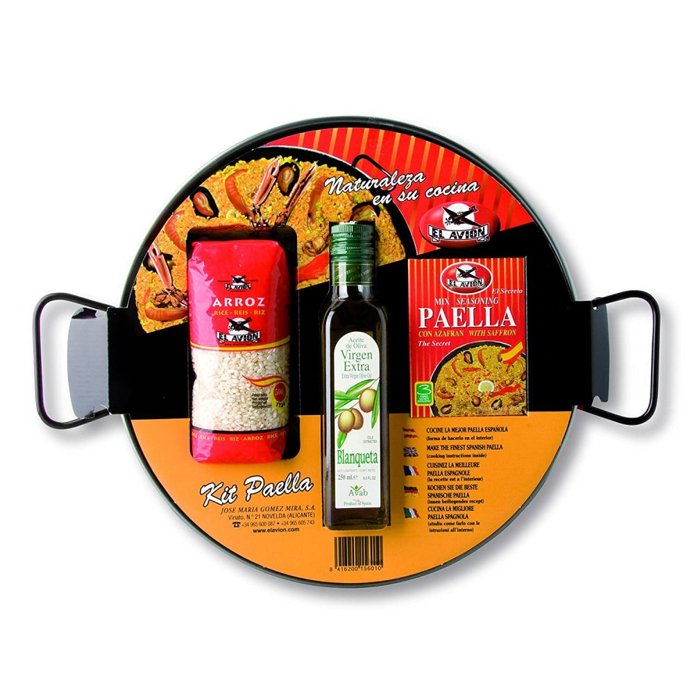 El Avion Paella Kit