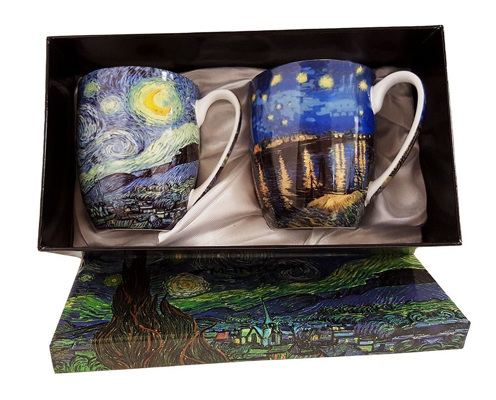Van Gogh Starry Night Mugs