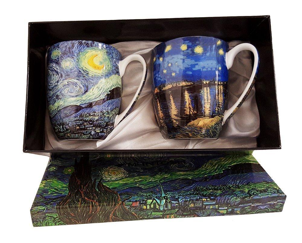 Van Gogh Starry Night Mugs