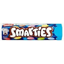 British Smarties