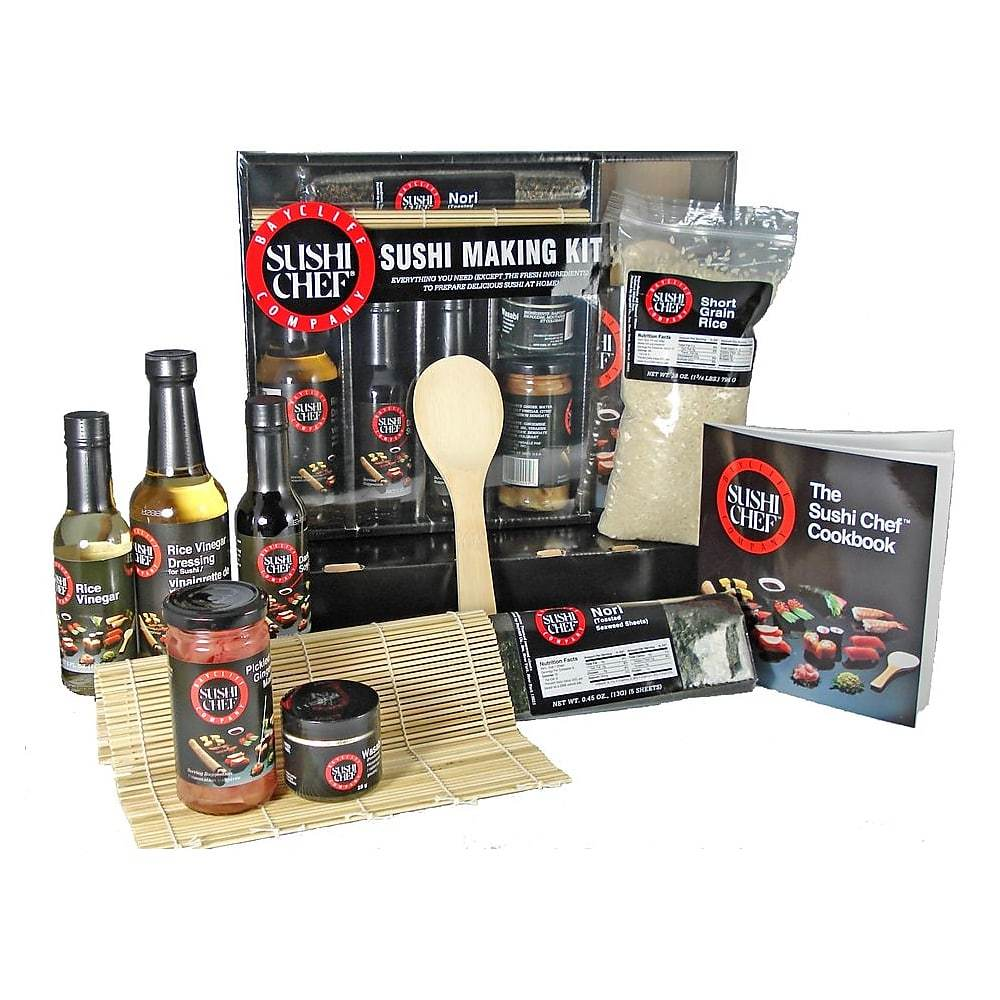 Sushi Chef Making Kit Gift Pack