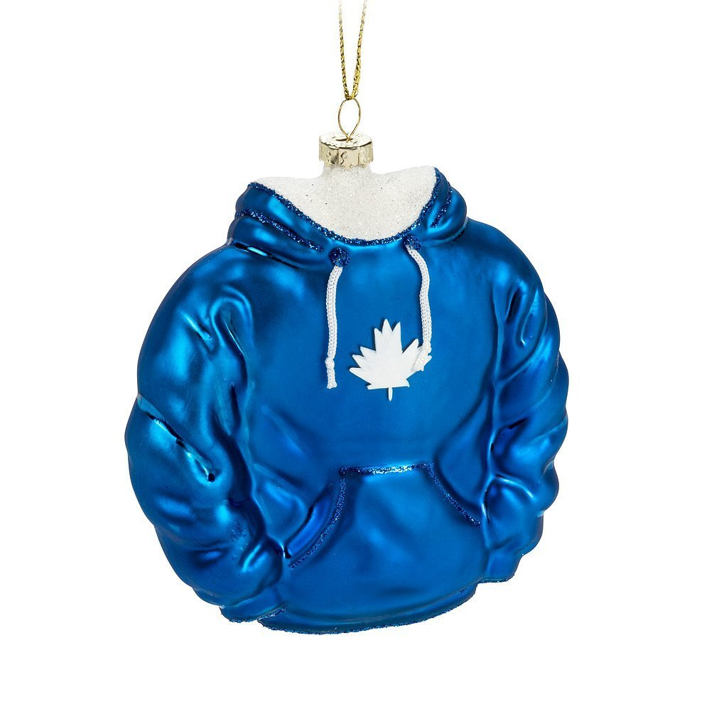 Ornament Maple Leaf Hoodie