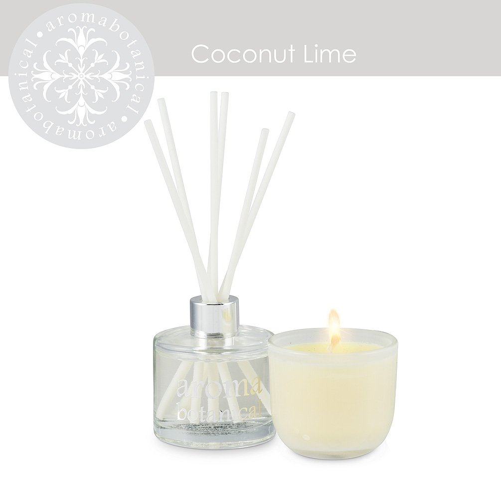 Aromabotanical Coconut Lime gift set