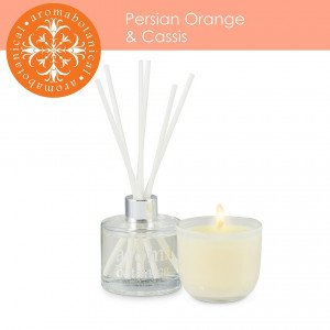 Aromabotanical Persian Orange Cassis gift set