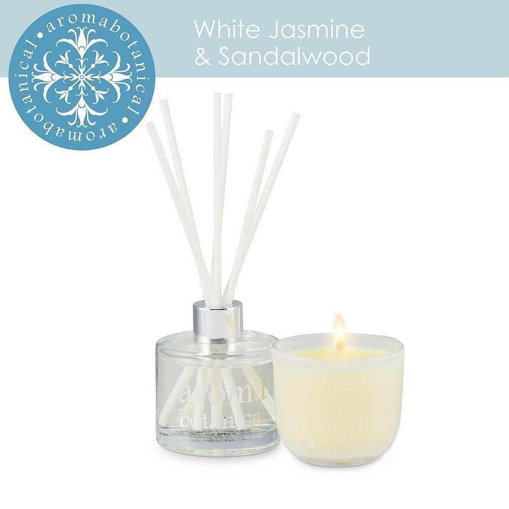 White jasmine sandlewood gift set
