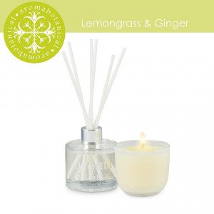 Aromanbotanial lemongrass gift set