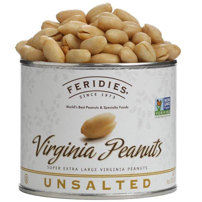 FERIDIES Virginia Unsalted Peanuts