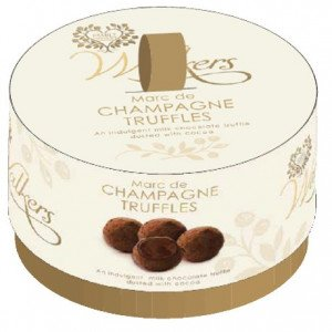 Milk Chocolate Champagne Truffles