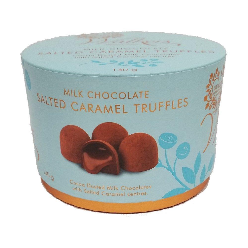 Walkers Salted Caramel Truffles