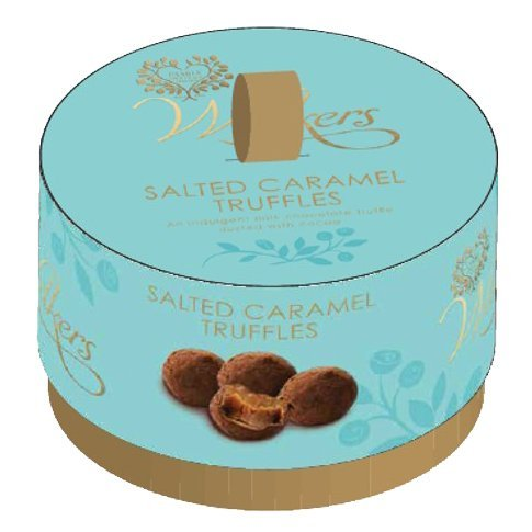 Marc de Champagne Salted Caramel Truffles