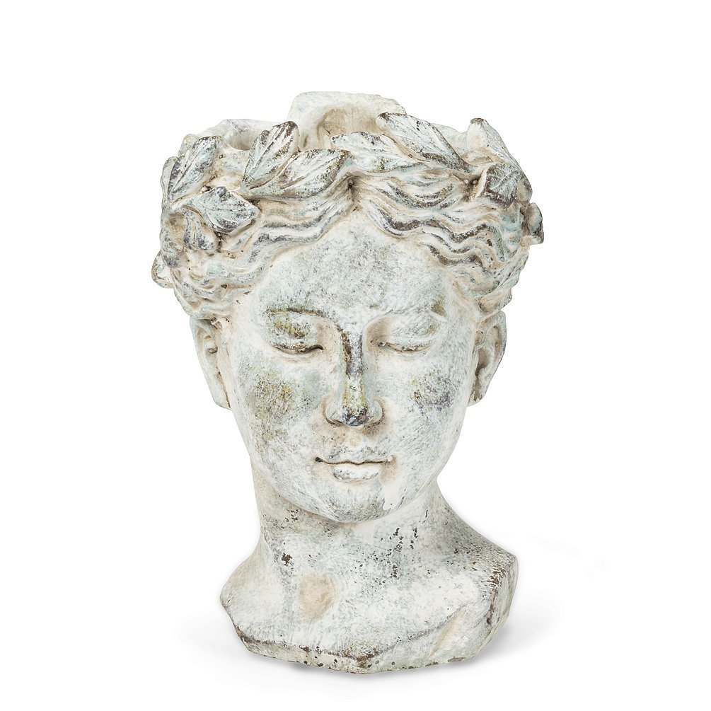 Goddess Planter Head Small