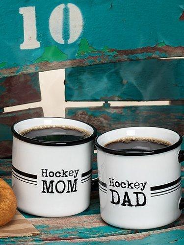 Hockey Dad Mugs