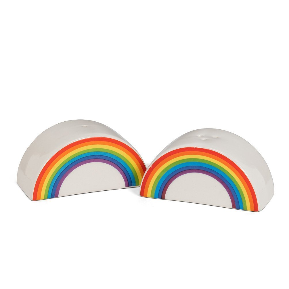 Pride Rainbow Flag Salt & Pepper set