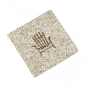 Muskoka Chair Coasters