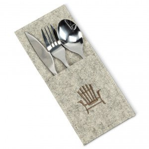 Cutlery Pockets for the Cottage
