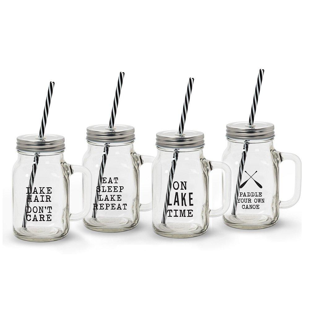 Cottage Life Mason Jar Drinkware