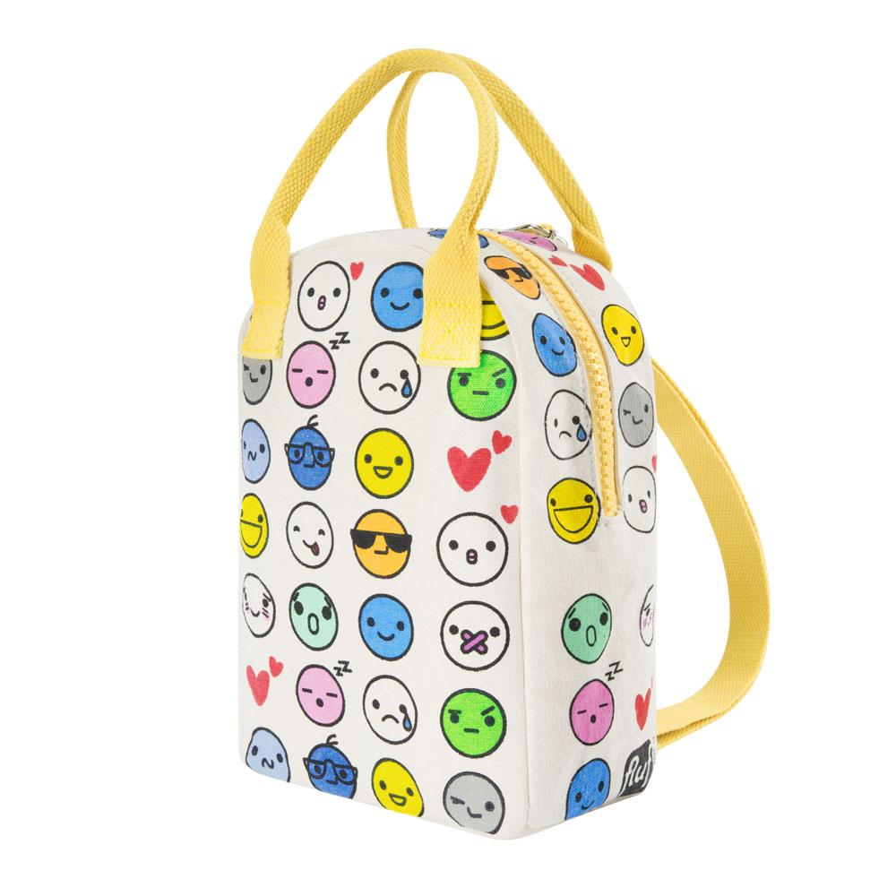 FLUF Little B Emoji Lunch Back Pack
