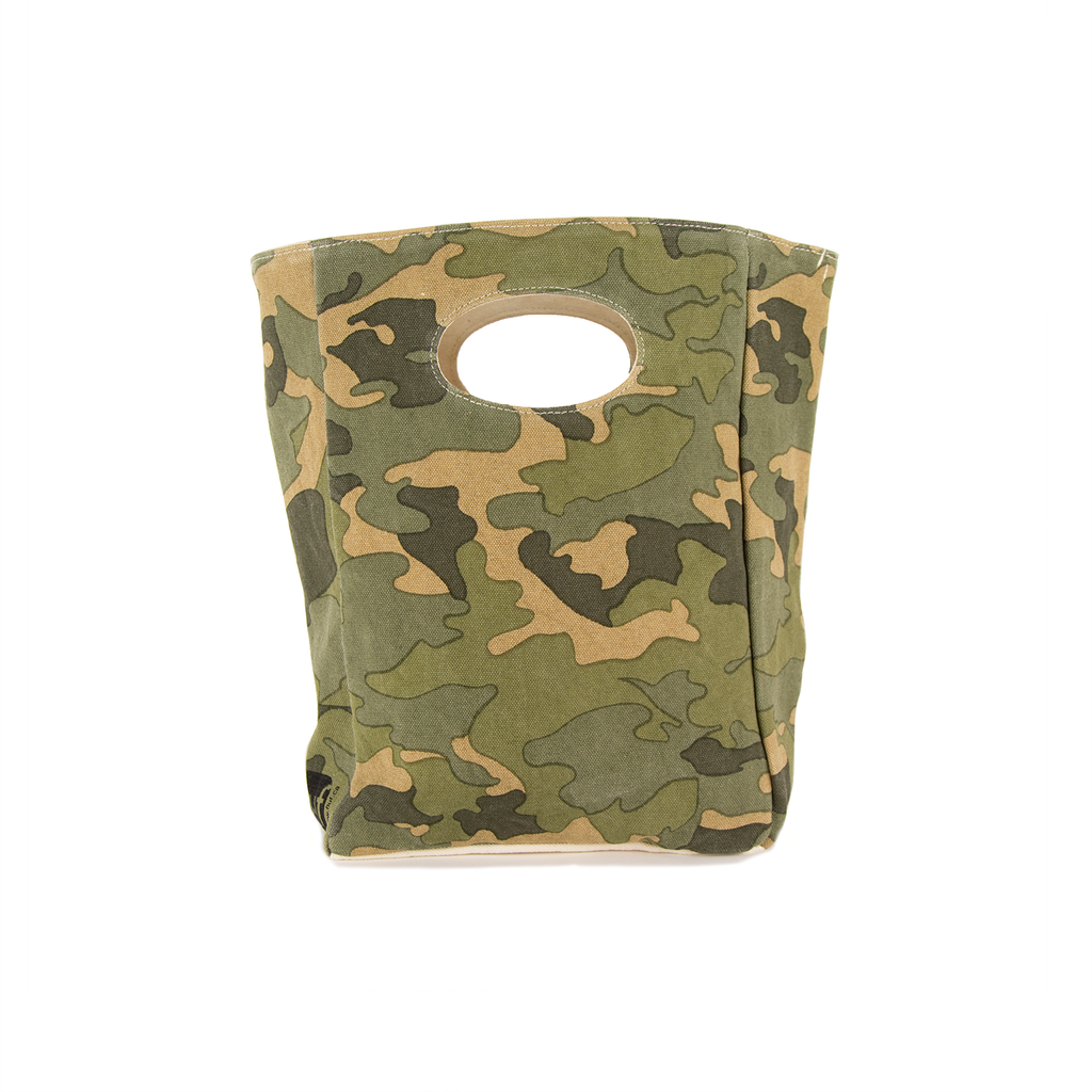 FLUF Camouglage Lunch Bag