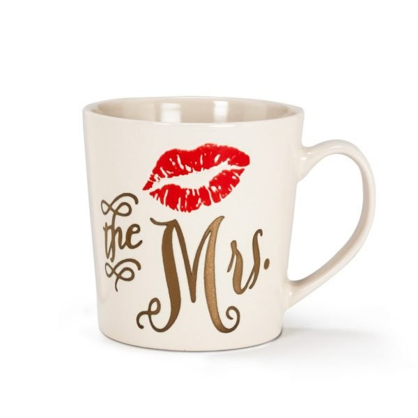 The Mrs Stoneware Mug
