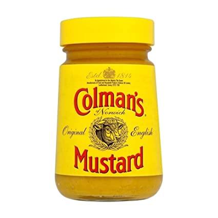 Coleman's English Mustard