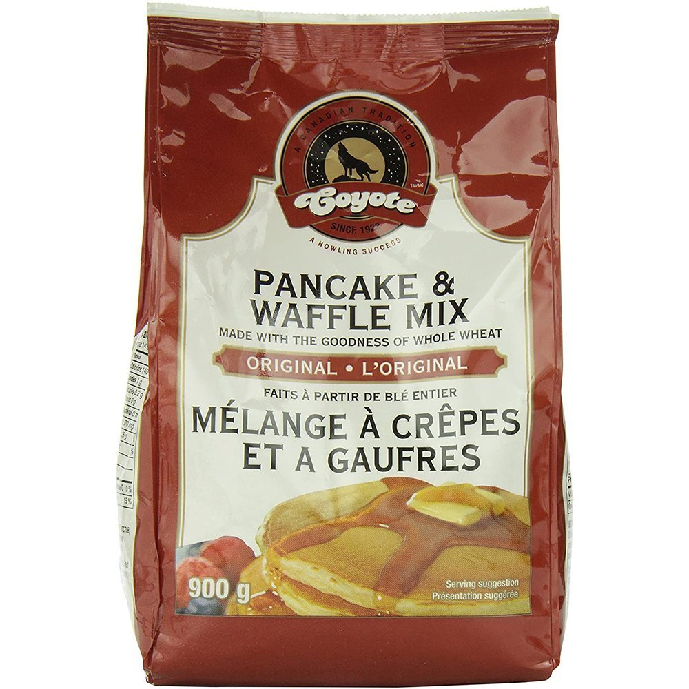 Cayote Canadian Pancake Mix
