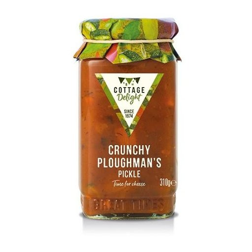 Crunchy Ploughman's Pickle Cottage Delight