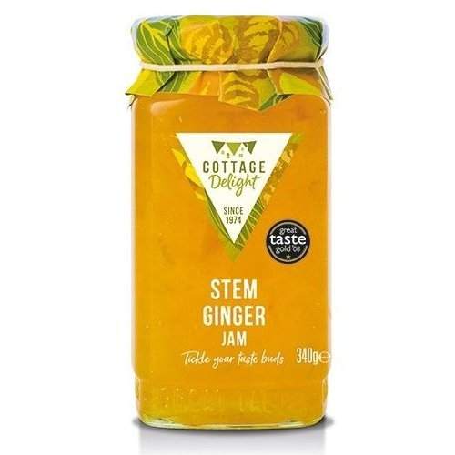 Cottage Delight Stem Ginger Jam