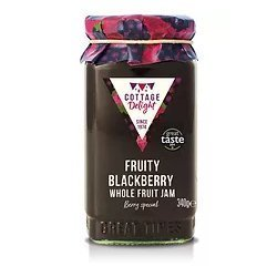 Cottage Delight Fruity Blackberry Jam