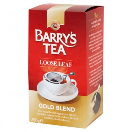 Irish Barry's Tea Loose Gold Blend