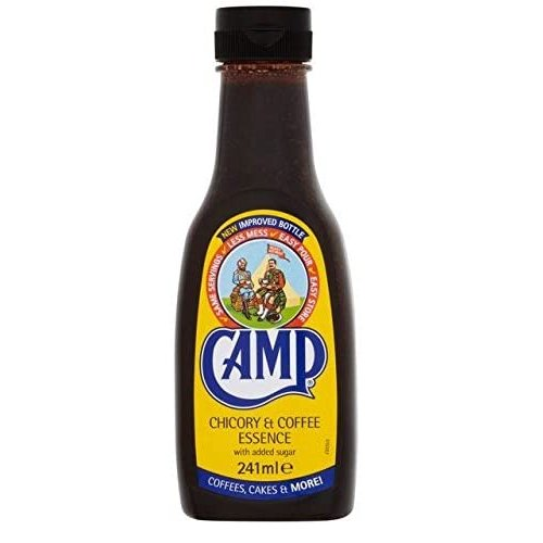 Camp Chicory & Coffee Essence