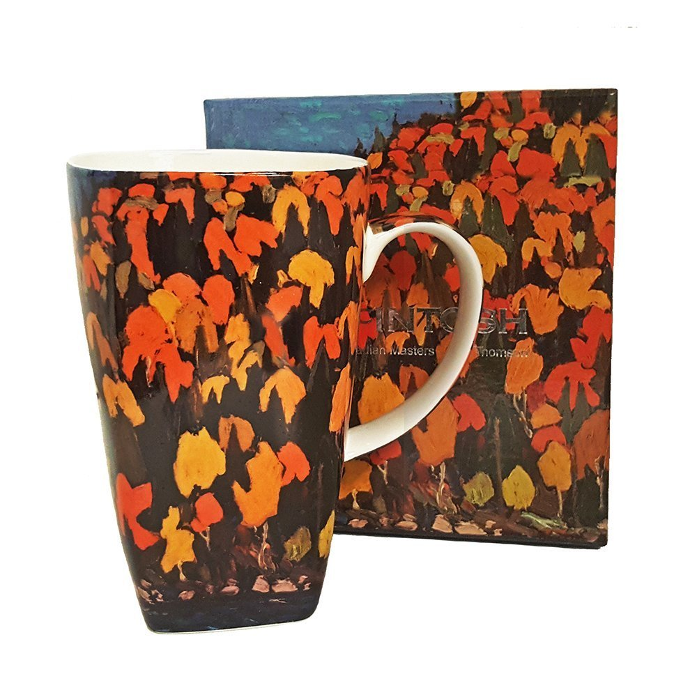 Tom Thomson Autumn Foliage grande mug