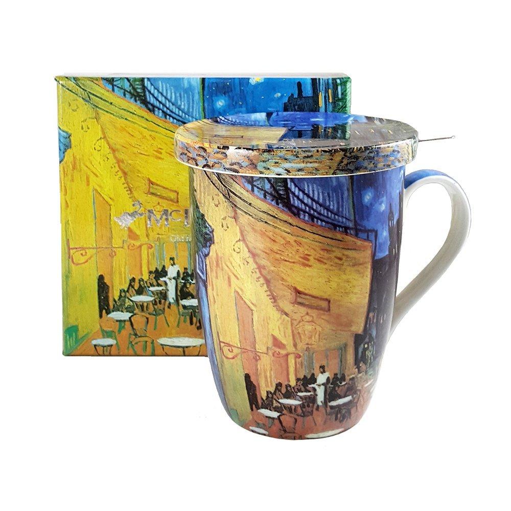 McIntosh Cafe Terrace Tea Mug