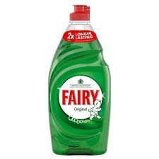 Fairy Original Dishsoap