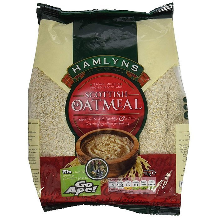 Hamlyn's Scottish Oatmeal 1kg