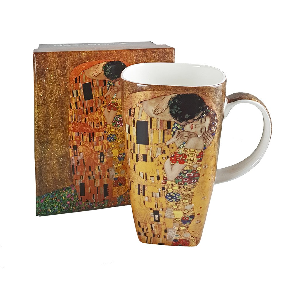 Gustav Klimt Bone China Grande Mug