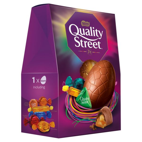 Quality Street Easter Egg