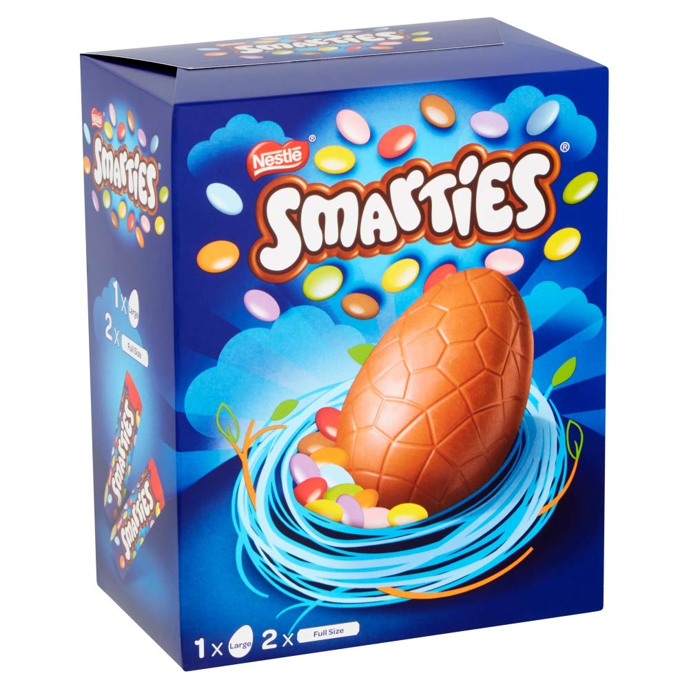 Nestle Easter Smarties Egg