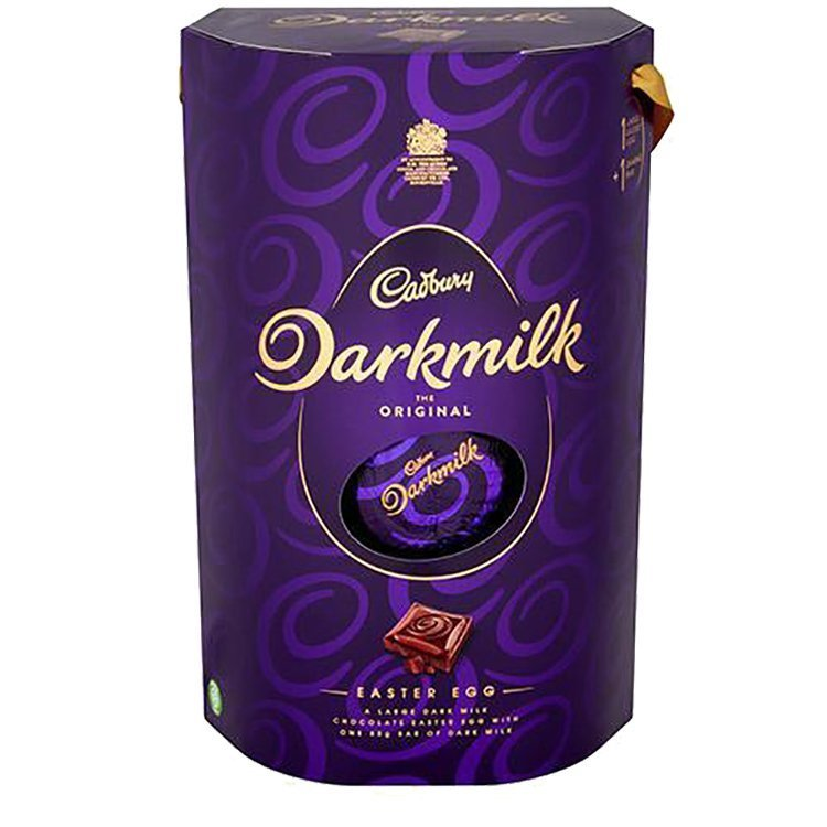 Cadbury Darkmilk Egg