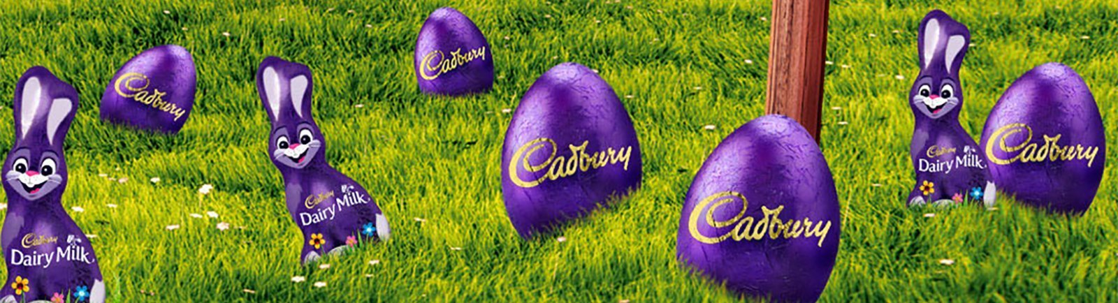 British Easter Chocolates