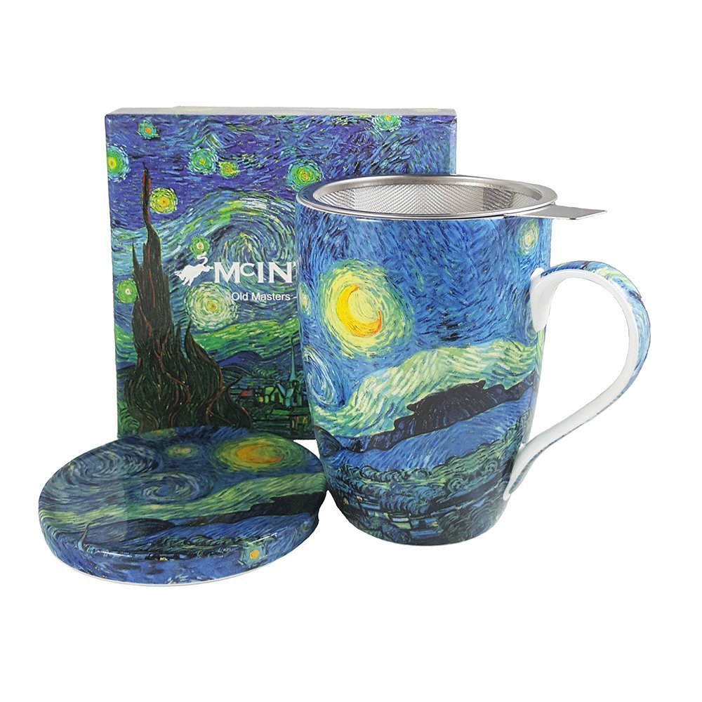 Van Gogh Starry Night Tea Mug