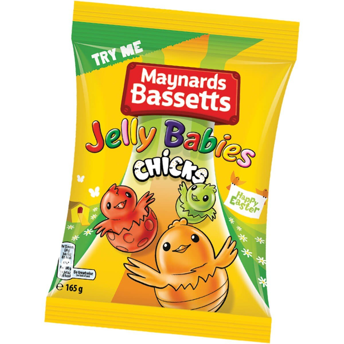 Easter Jelly Babies Chicks